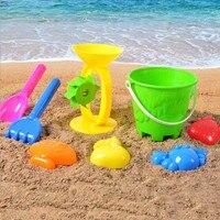 Kids Children Beach Sand Wheel Play Set Summer Beach Funny Toys
