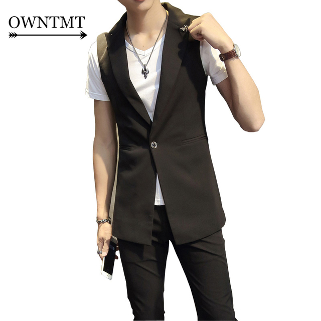 Aliexpress.com : Buy Men suits dress vest men slim ...