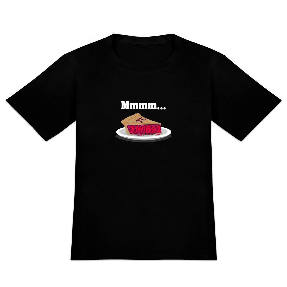 Mmm Pi Pie Math Funny Mens Novelty Funny Casual Brand Shirts Top