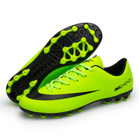 New Professional futbol Soccer Shoes Men Women Artificial Grass Ground Outdoor Sports Football Boots Training Sneakers chuteiras
