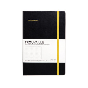Image 5 - Gestippelde Notebook Dot Grid Journal A5 Hard Cover Dagboek Dikke Reisdagboek Planner