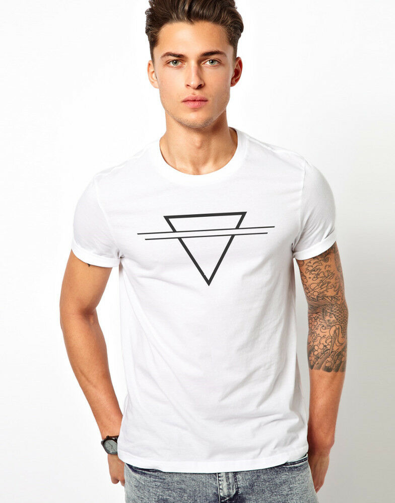 Plain <font><b>White</b></font> Triangle <font><b>T</b></font>-<font><b>Shirt</b></font> Soft Feel Slim Top Cotton <font><b>T</b></font> <font><b>Shirt</b></font> <font><b>Blank</b></font> Tee Gift 2019 New Short Sleeves <font><b>T</b></font> <font><b>Shirt</b></font> image