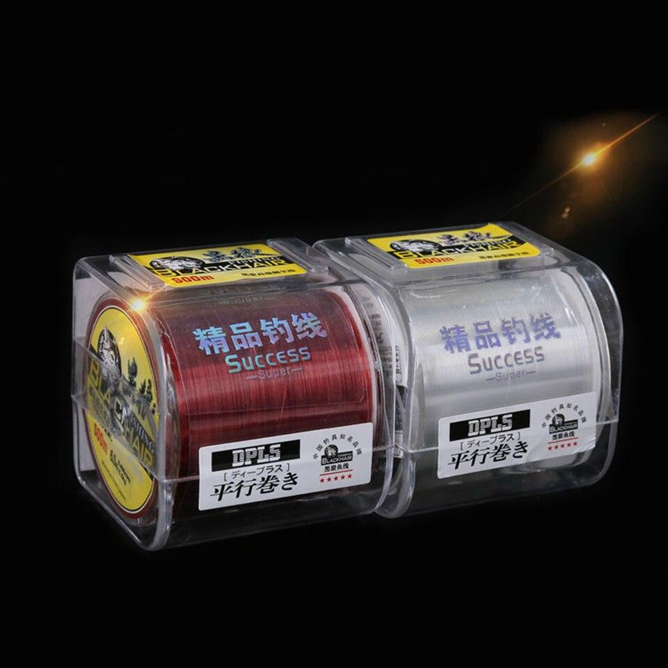 Nylon Angelschnur 500 mt Japan Importiert Rohe Starke Nylon-Fishing-Gewinde für Karpfenangeln 2-35 LB
