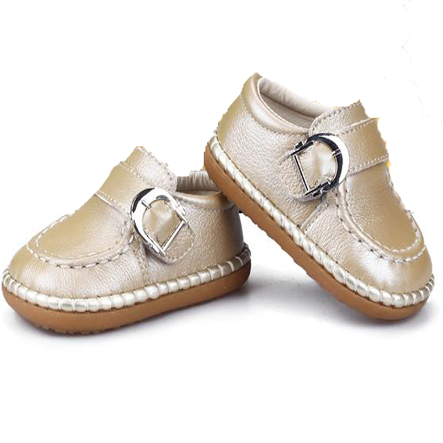 Fashion Kids Toddler Shoes Soft Sole Girl Boy Baby Shoes Cotton First Walkers Genuine Leather Prewalker Shoes