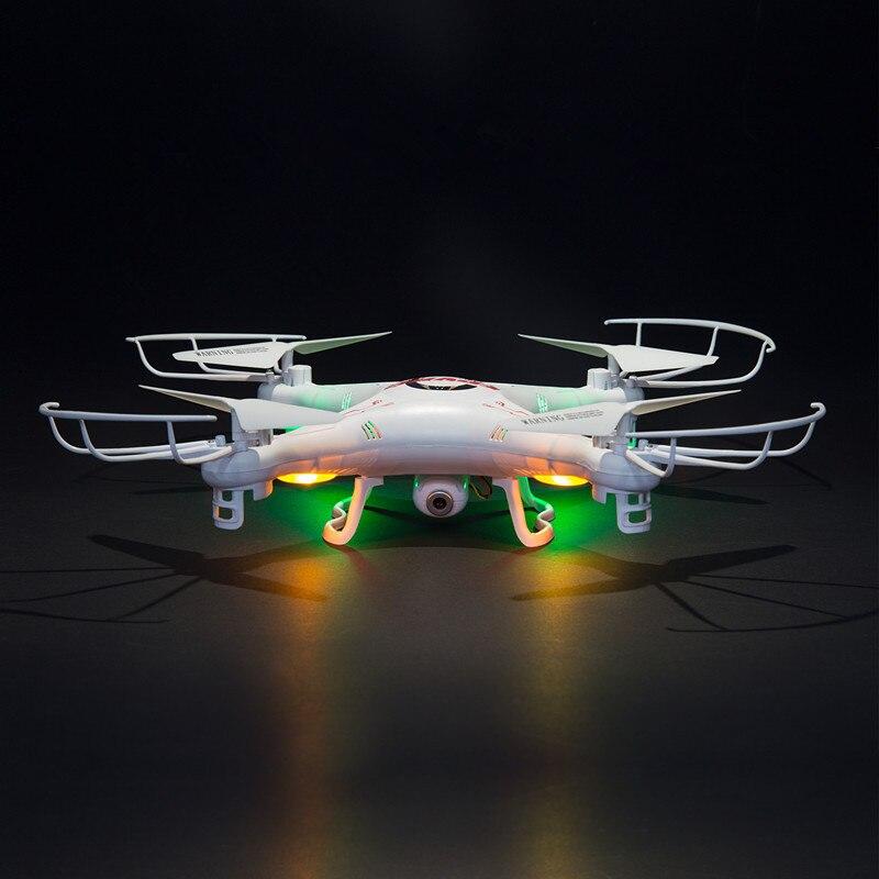 2.4G 4CH 4 canaux HD 4 essieux quadrirotor 360 degrés pour Drone FPV RC K5C avec caméra 2MP en gros