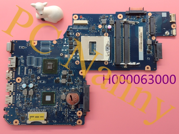 H000063000 For Toshiba C50 C50-AC10B1 Laptop Motherboard System Board with NVIDIA GeForce 710M 1GB + Intel HD HM86 DDR3