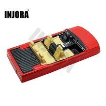 INJORA RC украшение интерьера автомобиля для 1/10 осевой SCX10 II 90046 90047 Traxxas TRX4 корпус автомобиля