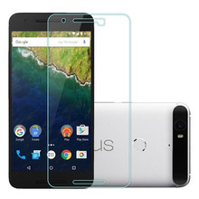 Super 9H 2.5D Nanometer Explosion-Proof Tempered Glass Screen Protector Guard Film For Huawei Google Nexus 6P 5.7 inch