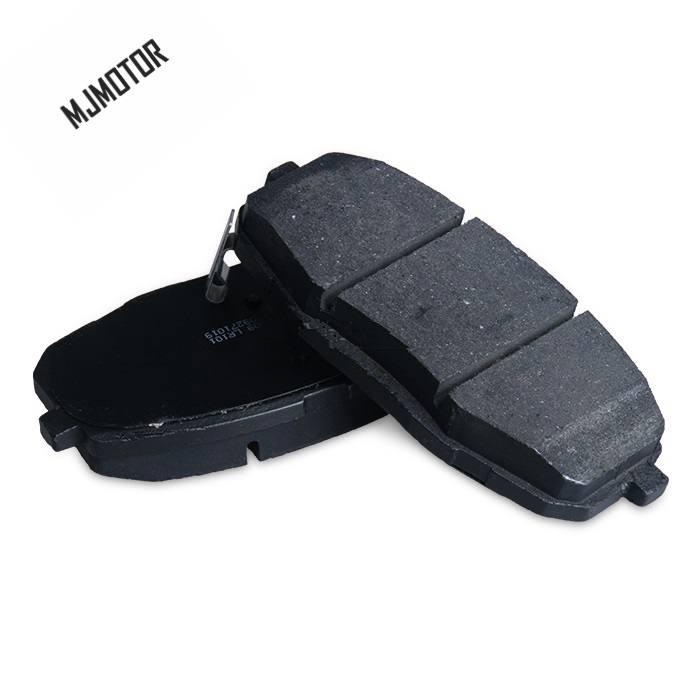 (4 pièce/ensemble) jeu de plaquettes de frein avant/arrière KIT-FR frein à disque RR pour chinois CHANGAN EADO berline 1.6L Auto voiture moteur partie C201070-0500 - 6