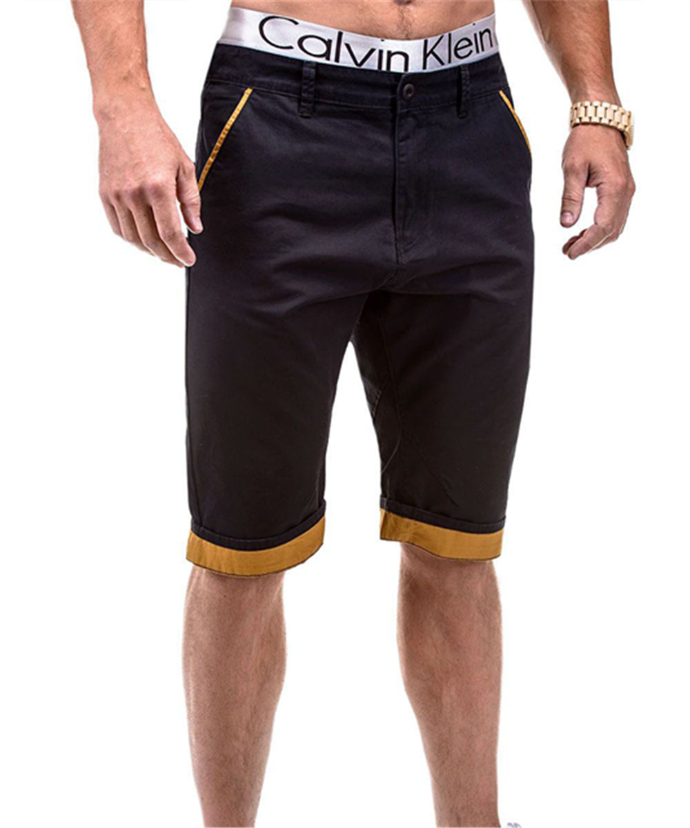 TREVOR LEIDEN 2018 men shorts cargo trouse homme beach slim fit bermuda masculina jogger Casual Male Shorts Homme Brand Clothing