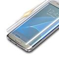 Для Samsung Galaxy S6 Край Протектор Экрана 3D Изогнутые Полный Крышка Защитная Пленка Для Galaxy S7 Края (не Закаленное Стекло)