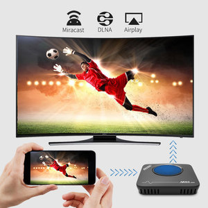 Image 4 - Mecool 3GB 32GB Android TV Box Smart TVbox Amlogic S912 2.4G 5G Wifi Bluetooth Fan Set Top Box 4K Streaming M8S Max Media Player