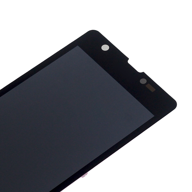 """Image 4 - AAA 4.6"""" for Sony Xperia ZR M36h C5502 C5503 LCD Monitor Digitizer Assembly Glass Panel LCD Monitor with Frame Free Tools-in Mobile Phone LCD Screens from Cellphones & Telecommunications"""