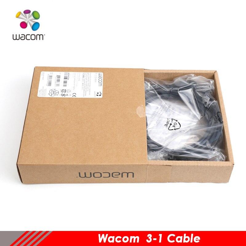 Suitable for Wacom Cintiq 13HD Cintiq companion Hybrid 3 in 1 cable