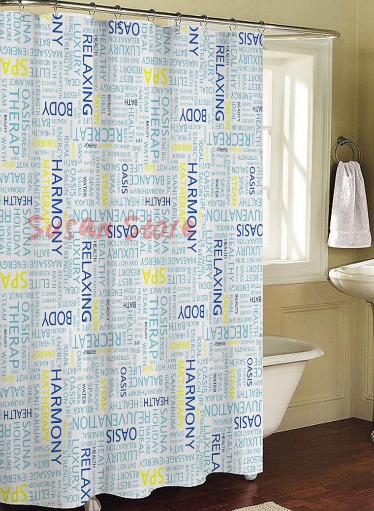 Online Shop Wholesale Hot 71inch Social Shower Curtain Facebook Harmony 180180 Cm Contact Us For Bulk Order