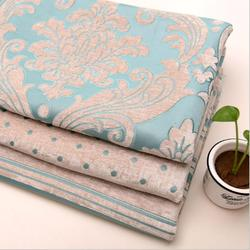 1.45 szeroki jakości pogrubienie modna sofa sofa z poduszkami pokrywa kwiat żakardowa zasłona tkaniny