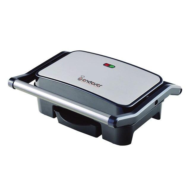 Гриль-пресс Endever Grillmaster 116 (Мощность 2100 Вт, авторегулировка температуры, антипригарное покрытие)
