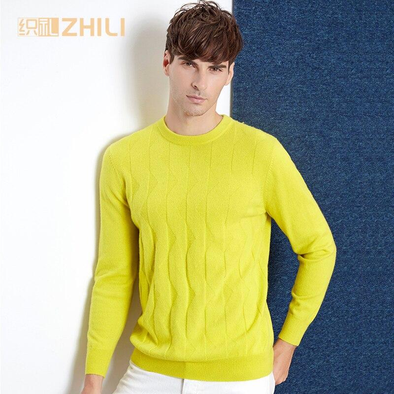 2017 hiver nouvelle arrivée pur cachemire hommes chandail doux de mode pull chandail hommes importés-vêtements laine