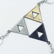 The Legend of Zelda The Triangle Mark Necklace