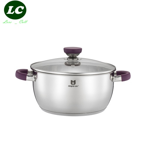 casserole 3 litre cooking tool silicone hand inox casserole baby pot stainless steel cooking pot. Black Bedroom Furniture Sets. Home Design Ideas