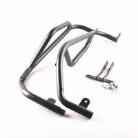 Engine Bars Crash Guard Protection For Honda NC700X 2012 2013 2014 2015 Moto Accessories Black