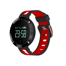 Здоровый умный браслет часы трекер монитор сердечного ритма SmartBand крови Давление Водонепроницаемый браслет для IOS Android