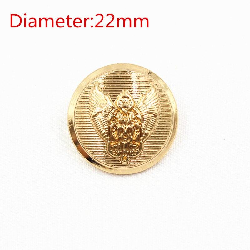 1ac95ee7570b6b ღ Ƹ̵̡Ӝ̵̨̄Ʒ ღ16604-7SD, 50 pcs botões de metal clássico, acessórios ...