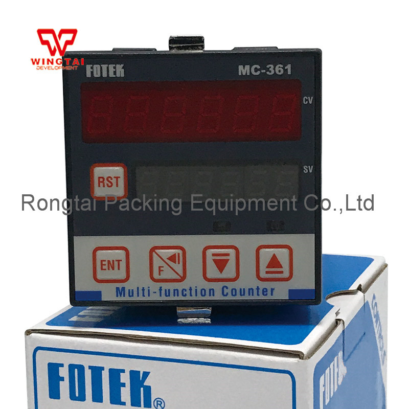 Taiwan FOTEK MC-361 6 Digits Multifunctional Counter