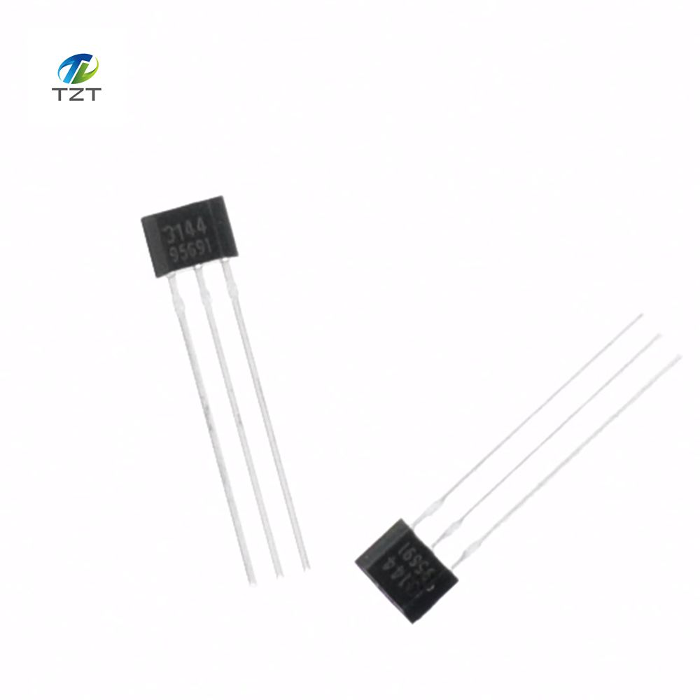 50pcs New Hall Effect Sensor A3144 A3144e Oh3144e Wholesale In Circuit Integrated Circuits From Electronic Components Supplies On Alibaba Group