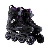 Роликовые коньки для взрослых и детей, роликовые коньки, кроссовки, Уличная обувь для катания на коньках, унисекс, прямые тапочки IA110