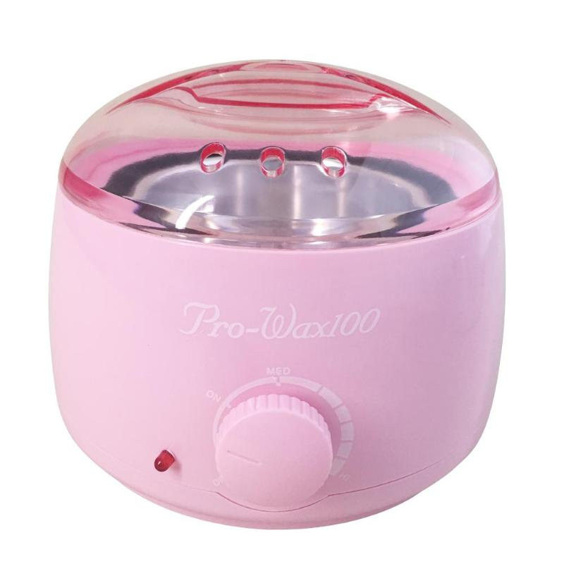 500ml Electric Salon Spa Hair Removal Hot Paraffin Wax Warmer Heater Pot Machine Hand Foot Face Beauty Treatment цена 2017