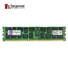 Kingston REG ECC Memory RAM DDR3 4GB 8GB 16GB 1333MHz 1600MHz 1866MHz 12800R 1.5v 240pin PC3-10600 DIMM working on servers only