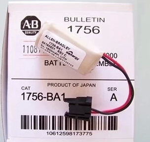 US $14 72 8% OFF|For Allen Bradley Control Logix PLC Battery 1756 BA1 1756  L1 1756 L1M1 1770 XYC/A 1770 XYB CPU Battery+Plug Free Tracking-in Tablet