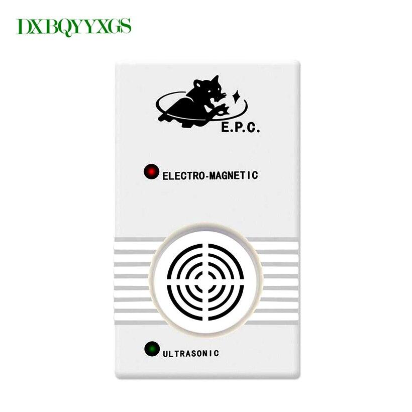 DXBQYYXGS Double corne double effet usb tueur ultrasons insectes rongeurs répulsif À Ultrasons/électromagnétique vague/vague bionic