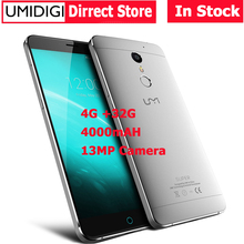 "UMI Super 5.5"" 4G Smartphone Android 6.0 MTK6755 Helio P10 Octa Core 4GB+32GB 5MP+13MP 1080P 4000mAh Mobilephone 24hours ship(China (Mainland))"