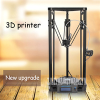 Nowy Przyjazd Niski Koszt Drukarki 3D Pulpitu 3 D Drukowanie maszyna DIY Biznes Konsumentów Rozdzielczość drukarki 3d 100-240 V 20-80 MM/S