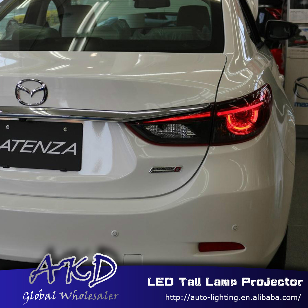 one stop shopping styling for mazda 6 tail lights 2014 2015 mazda6 atenza led tail light rear. Black Bedroom Furniture Sets. Home Design Ideas