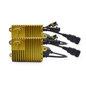 Image 3 - DUU 100W балласт комплект HID ксеноновая лампа 12V H1 H3 H7 H11 9005 9006 4300K 6000K 8000K Xeno фары ненастраиваемая кнопка