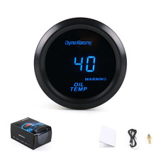 2  /52mm Digital Wideband Oil Temp gauge/auto gauge/ auto meter/car meter/auto parts
