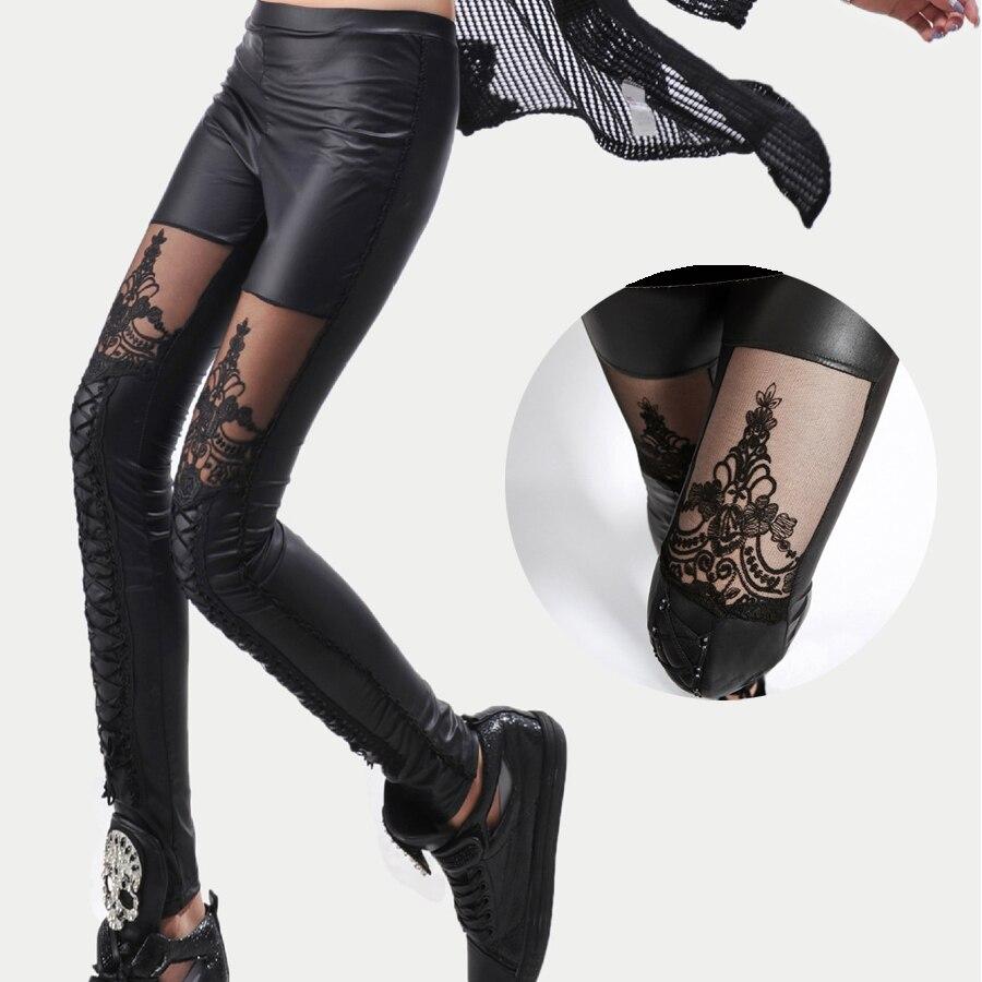 Popular Lace Leggings Women-Buy Cheap Lace Leggings Women lots ...