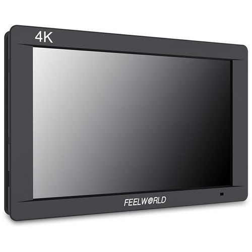 FeelWorld FW703 7 IPS 3G-SDI 4K HDMI On-Camera Field Monitor for DSLR Mirrorless Camera Professional Camcorders