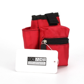 Double-Deck Coil Father Bag-Vapor Pocket for RTA RBA RDA Mod Electronic Cigarette Easy Carrying Bag Case Vape Pocket Handbag цена 2017