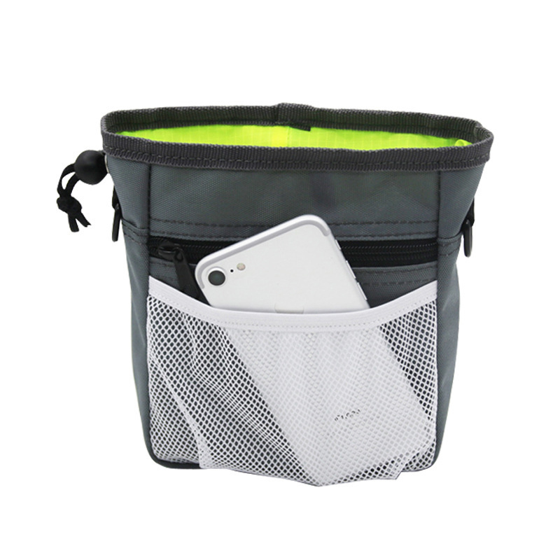 Pet Dog Pouch Dog Training Treat Bags Portable Detachable Doggie Pet Feed Pocket Pouch Puppy Snack Reward interactive Waist Bag5