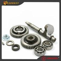 YIMATZU Motorcycle Engine Parts Balance Shaft Kit For HONDA CBF125 51 CBF150 125cc 150cc Engine Free