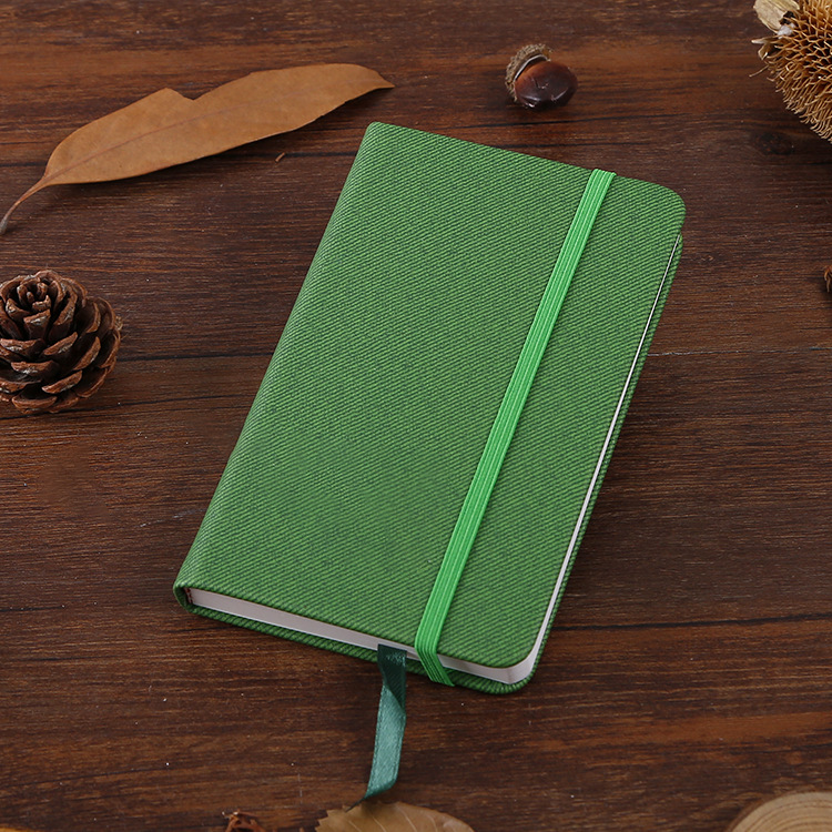 A6 pontilhado capa dura bala notebook criativo