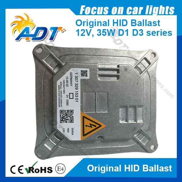 OEM para BMW 328i/328xi/335i/335xi E90 M3 Xenon HID Headlight Lastre Módulo 1307329153 130732915301 1307329193 130732919301
