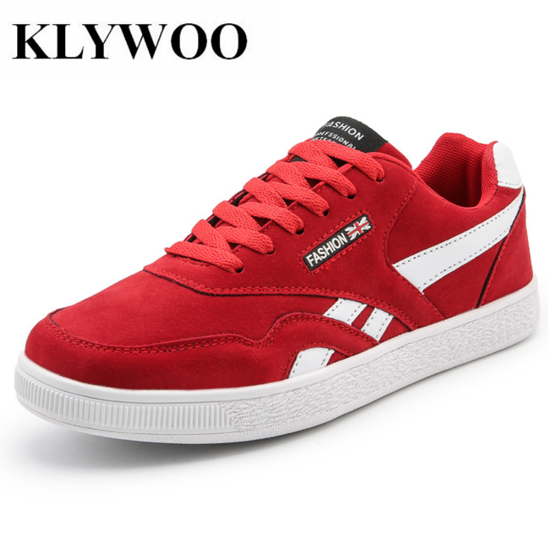 KLYWOO Big Size 39-46 Fashion Leather Shoes Men Lace Up Comfortable Brand Mens Casual Shoes Sneakers Men Loafers Breathable big size men work casual shoes fashion mens loafers luxury genuine leather lace up flat father driving shoes lmx b0024