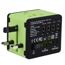 All in One Universal Plug Adapter for Travelling