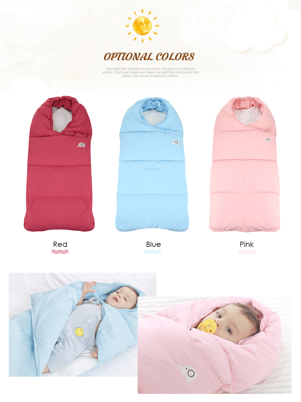 Activity & Gear Mother & Kids Creative Baby Stroller Sleeping Bag Warm Swaddle Quilt Blanket Wrap Sleep Sack Stroller Accessories Anti Cold Child Baby Winter Leg Cover