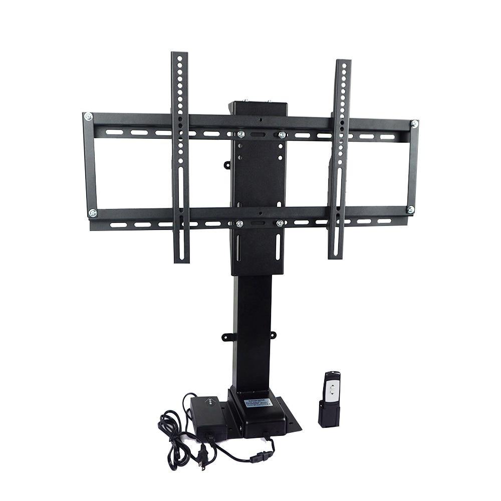 900mm 700N 30 ''a 60 ''Elettrico Motorizzato TV Ascensore Staffa di Montaggio e di Controllo A Distanza